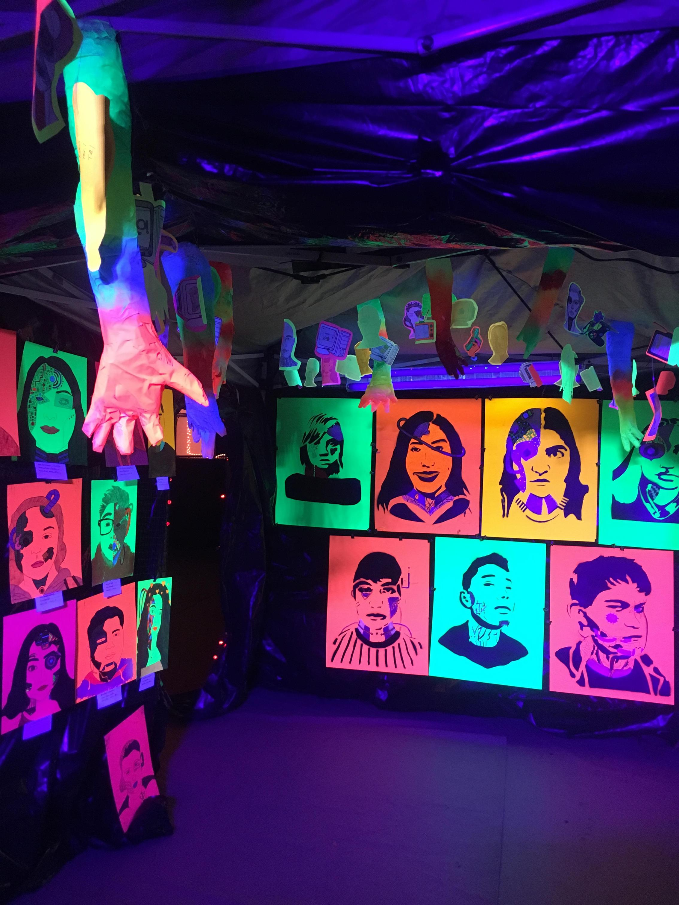 2018 SFHS Art Show2- JS OWNER