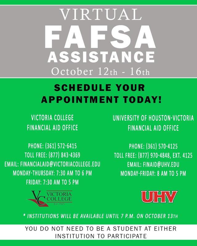 FAFSA Help Information