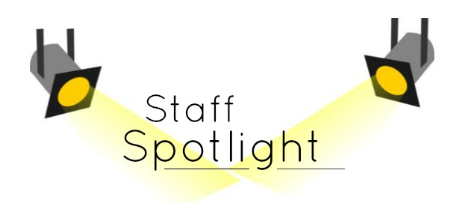 Staff in Spotlight!!! Featured Photo