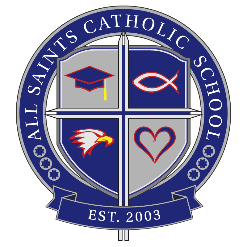 All Saints School Crest