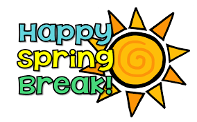 Spring Break logo