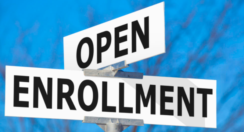 Open Enrollment Begins October 1st  for the 2021-2022 School Year! Thumbnail Image