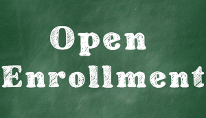 Open Enrollment for 2020-2021 Opening on October 1st Thumbnail Image