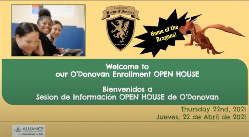 O'Donovan Open House Thumbnail Image