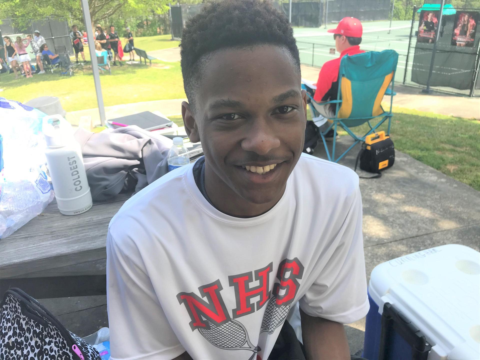 NEHS Boys Tennis