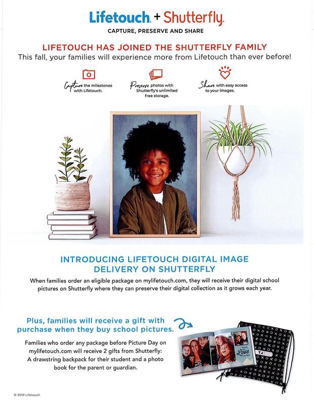 INTRODUCING LIFETOUCH DIGITAL IMAGE DELIVERY ON SHUTTERFLY Featured Photo