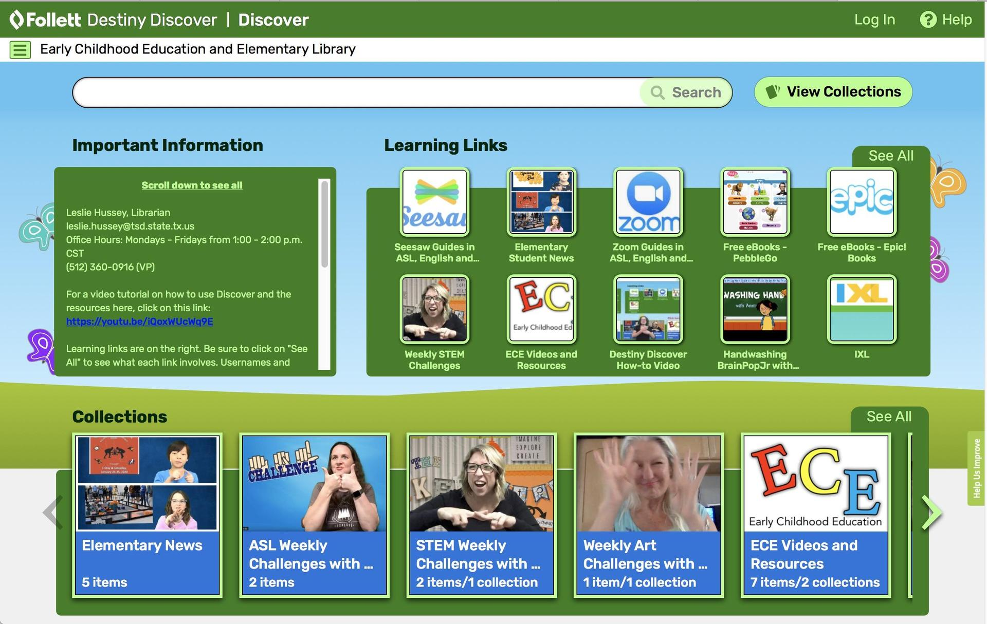eLearning Resources Collection