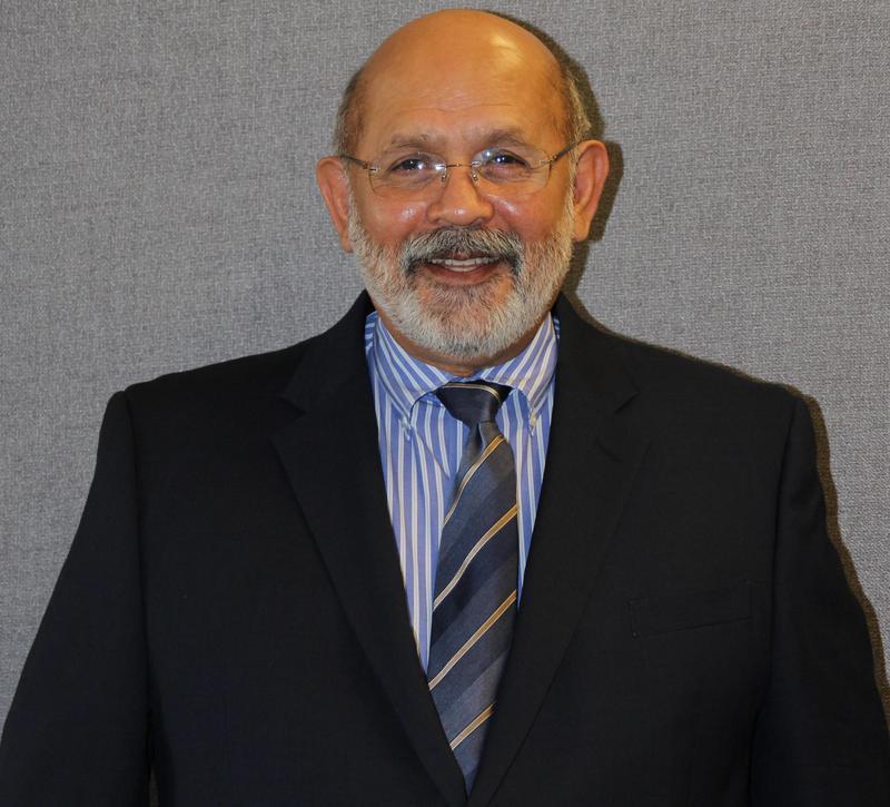 Picture of Victor Vasquez the Distinguished Alumnus