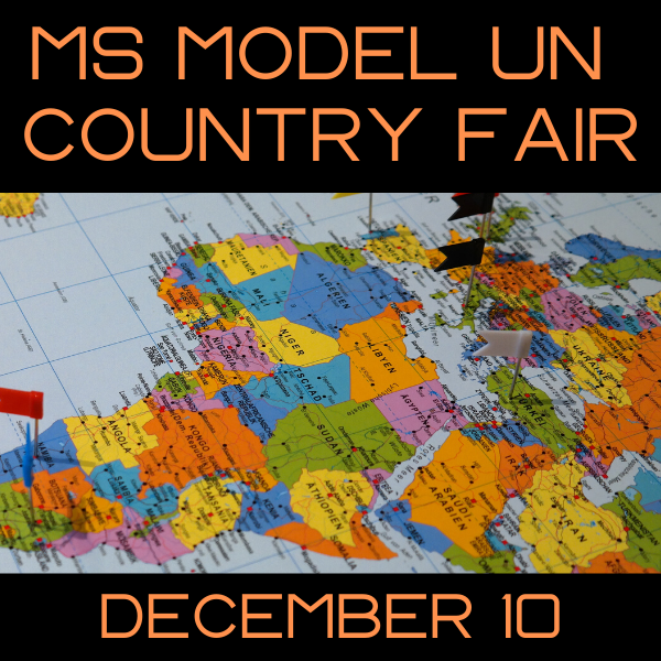 Model UN Country Fair