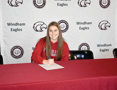 Riley Beem Signing