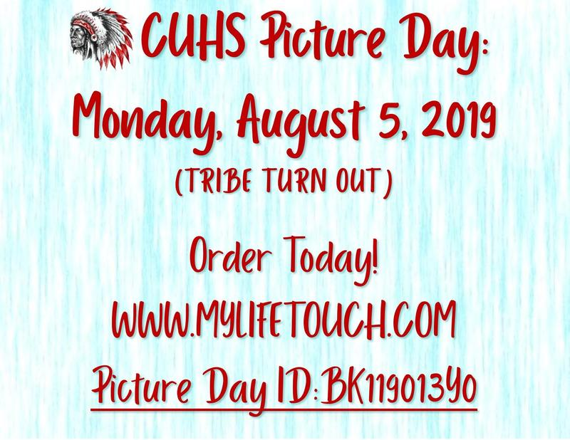 CUHS Picture Packet Information