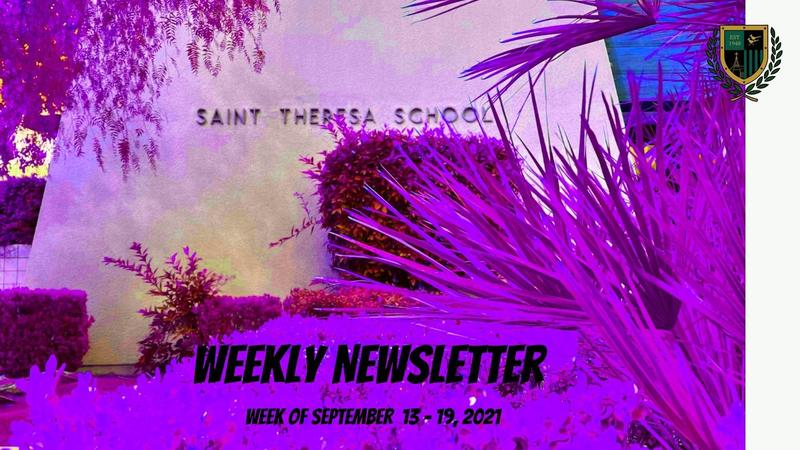 Family Newsletter 09.13.2021 Featured Photo