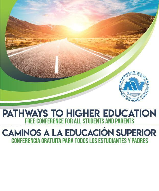 MVUSD Pathways to Higher Education Logo