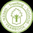 Tree Ring Green Yearbook School