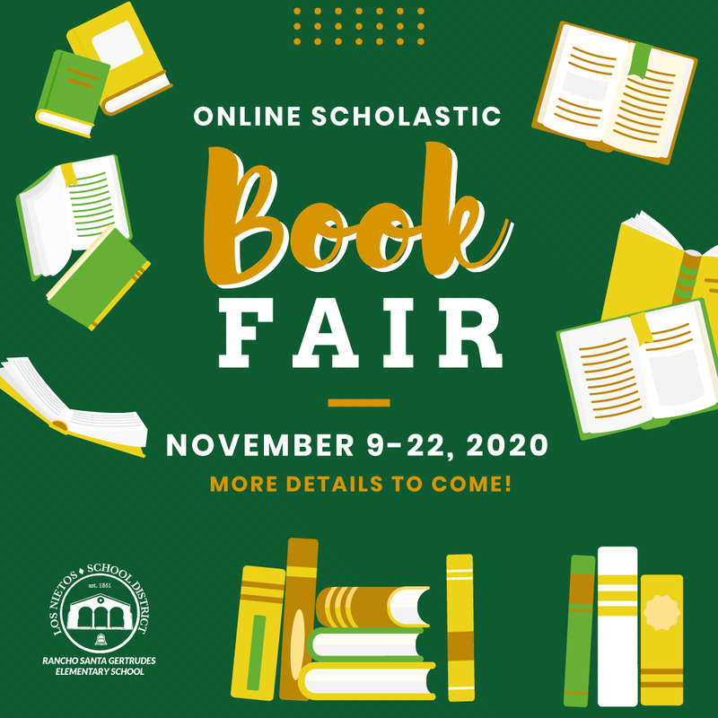 Book Fair Coming Soon! Featured Photo