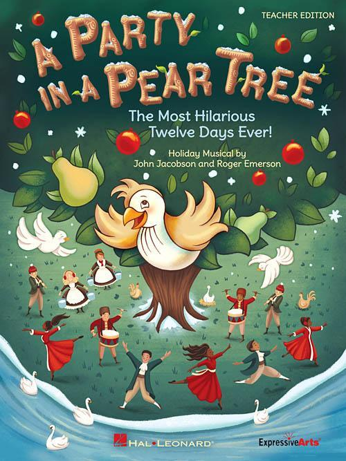 Party in a Pear Tree Cover