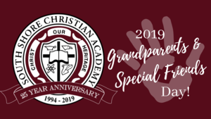 2019 Grandparents & Special Friends Day