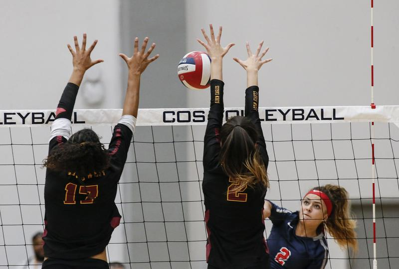 Despite valiant effort, Liberty volleyball team loses Central Section D1 championship match to Clovis West Thumbnail Image