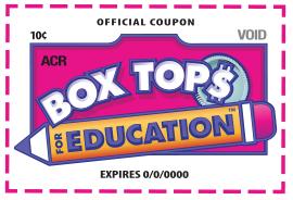 Old BoxTops Logo