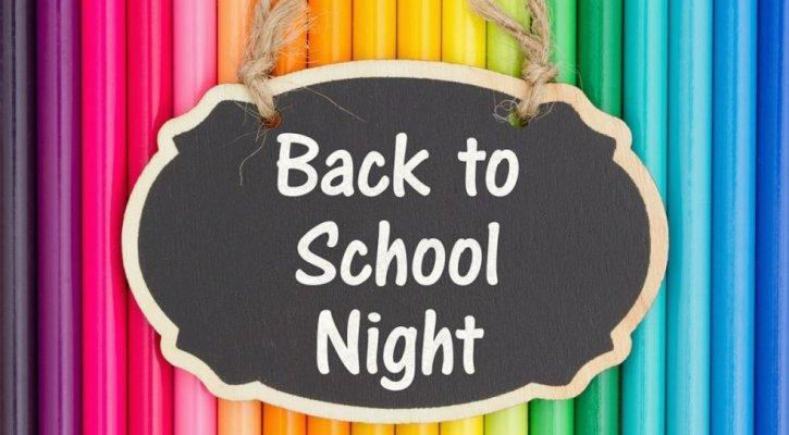 BACK TO SCHOOL NIGHT FOR 7TH & 8TH GRADERS Featured Photo