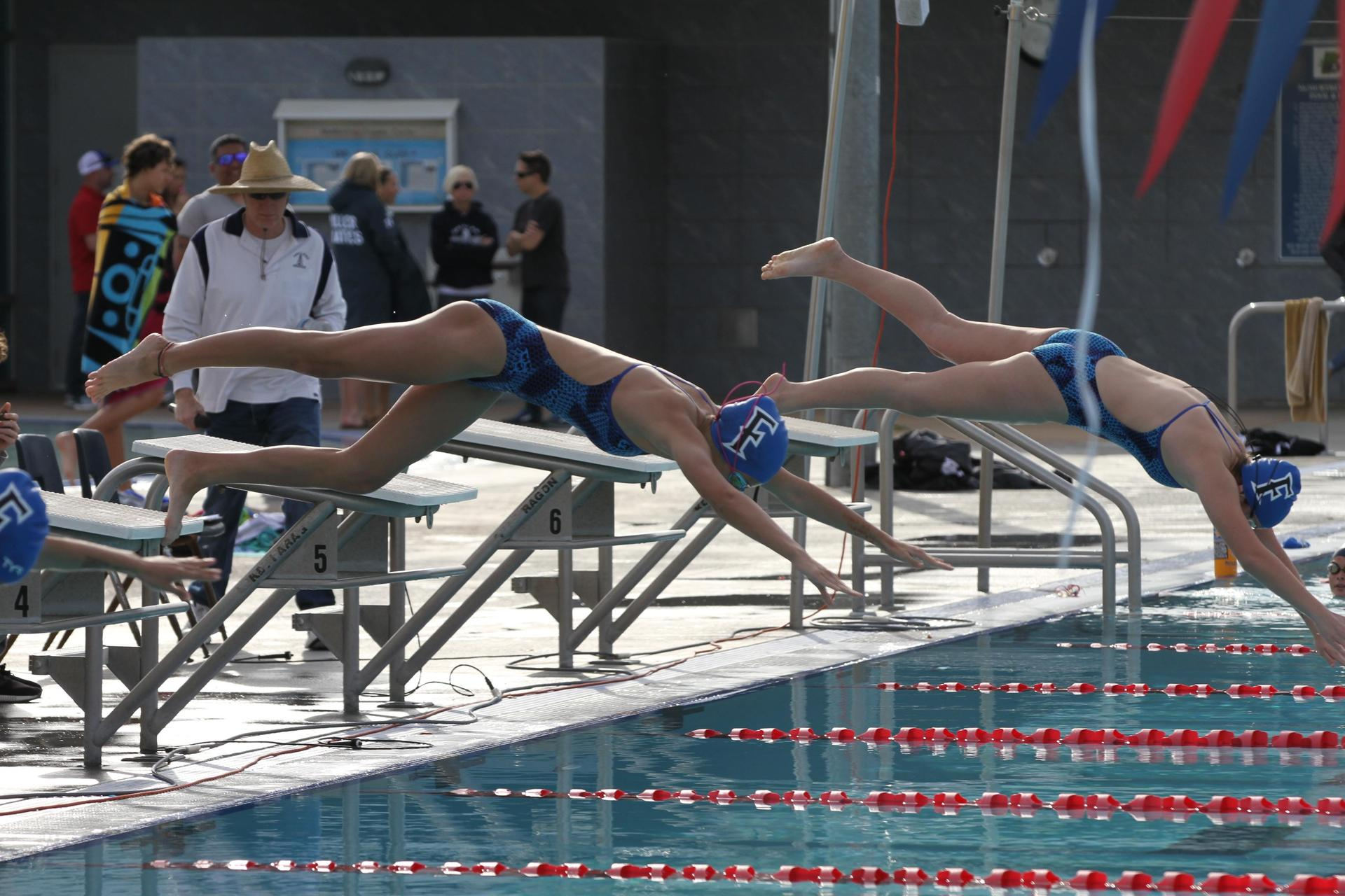 FHS Swimming Pic