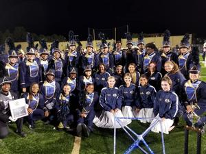See Gautier Gator Marching Band Perform