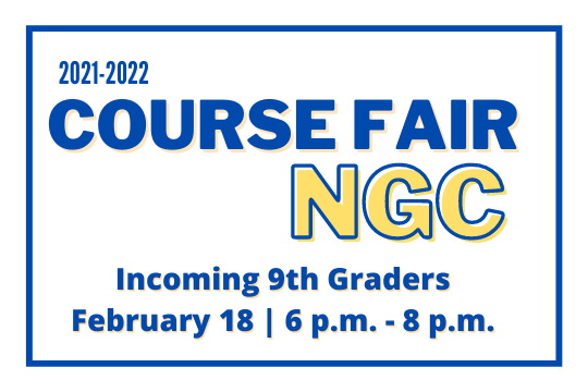 NGC Course Fair - February 18