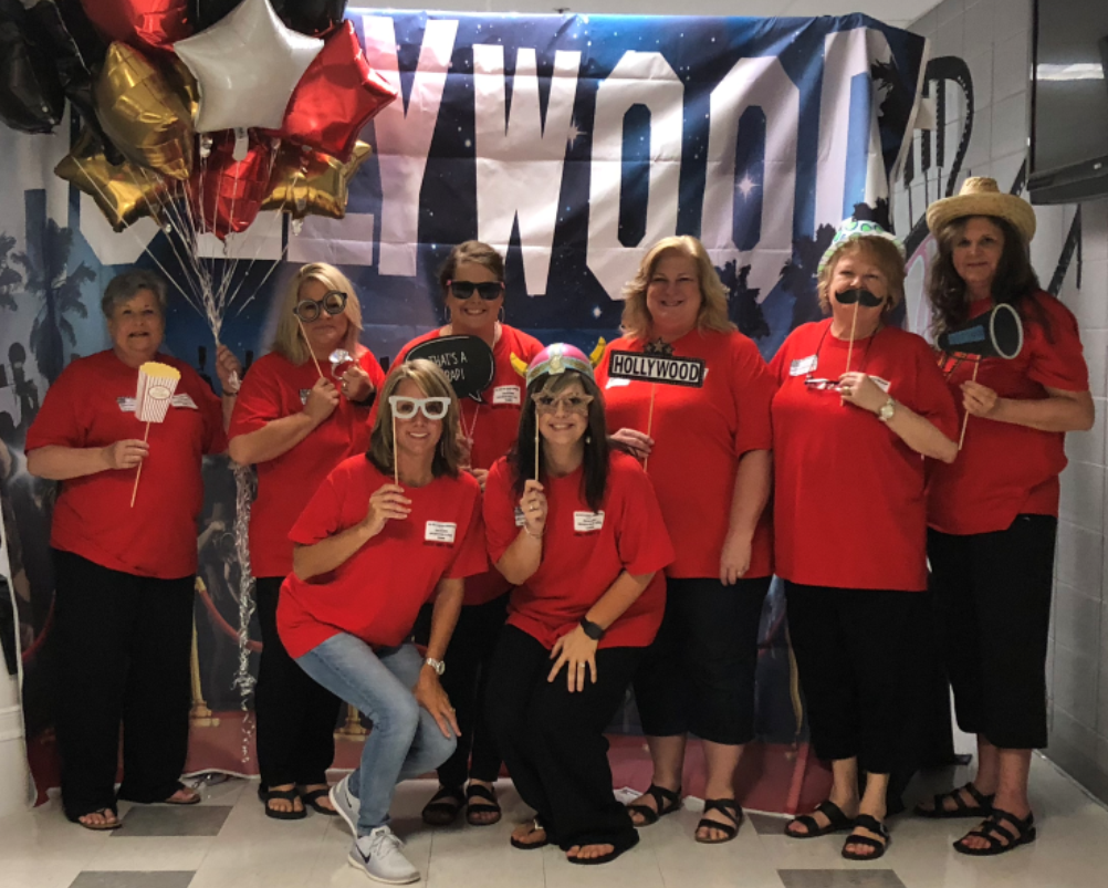 Photo from the Summer 2018 Child Nutrition Director Conference.