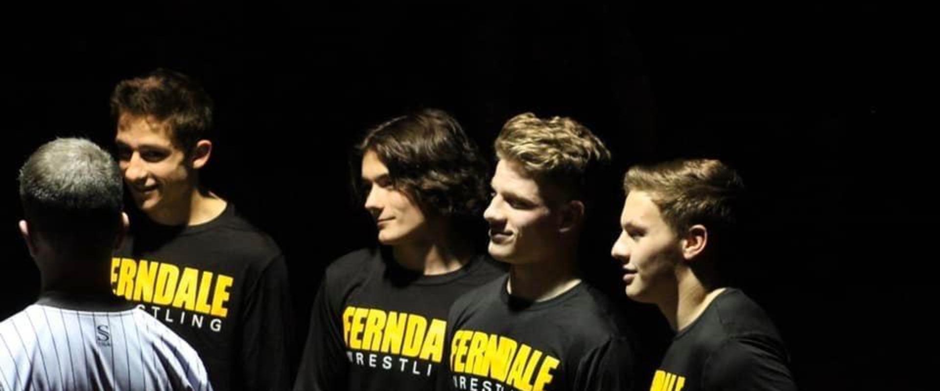 Ferndale Wrestling Night @ Westmont Hilltop Jr./Sr. HS