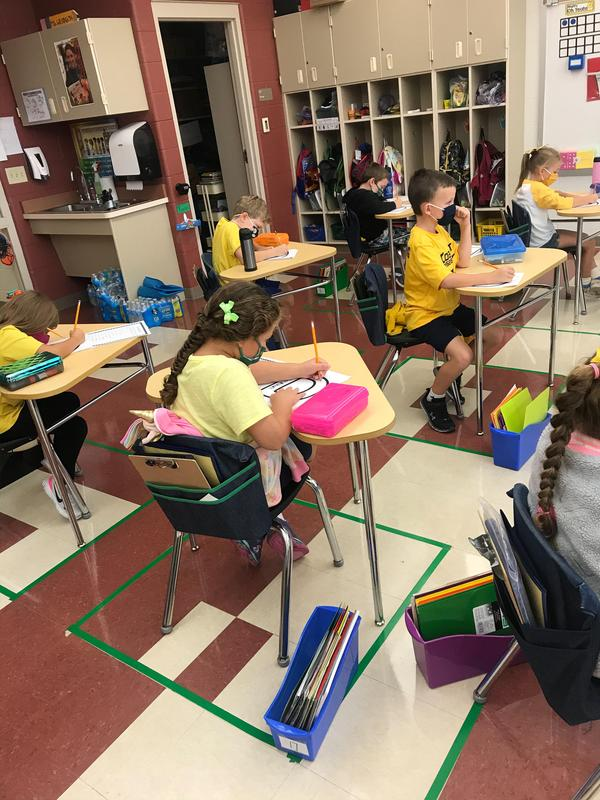 ECC learning social skills