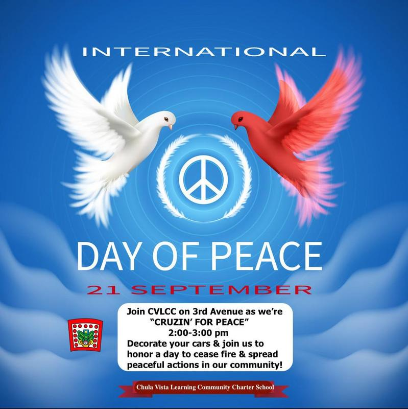 INTERNATIONAL DAY OF PEACE Featured Photo