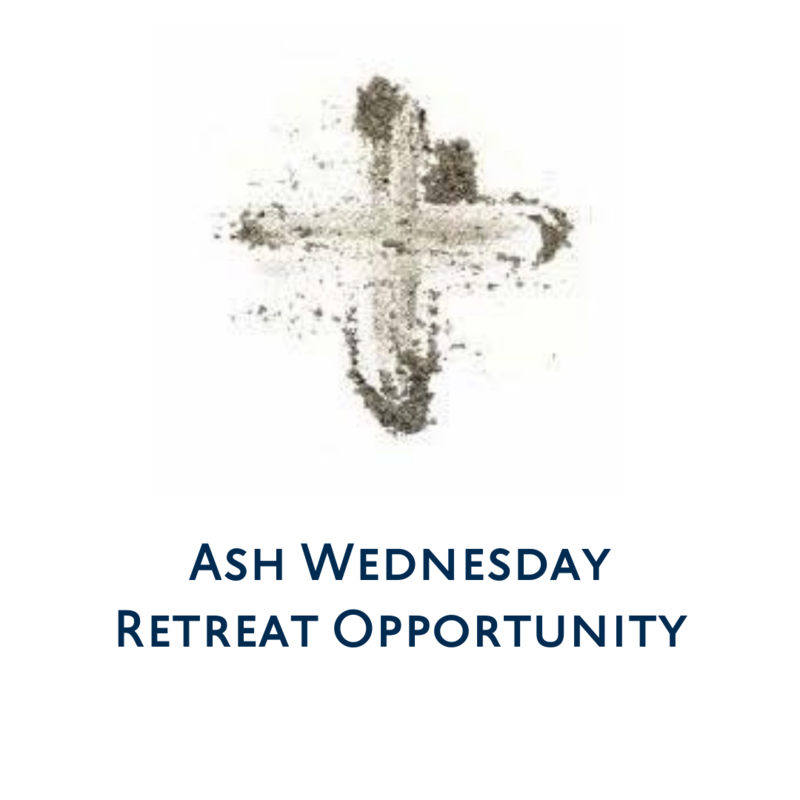 St. Lucy's High School Community - Ash Wednesday Retreat Opportunity Featured Photo