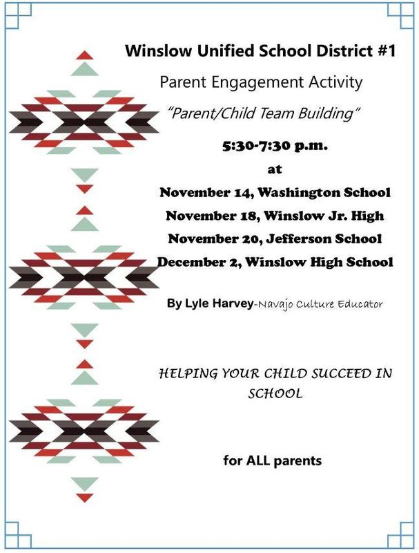 Parent Engagement Night Featured Photo