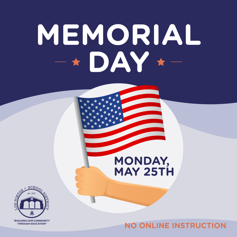 Memorial Day Holiday Featured Photo