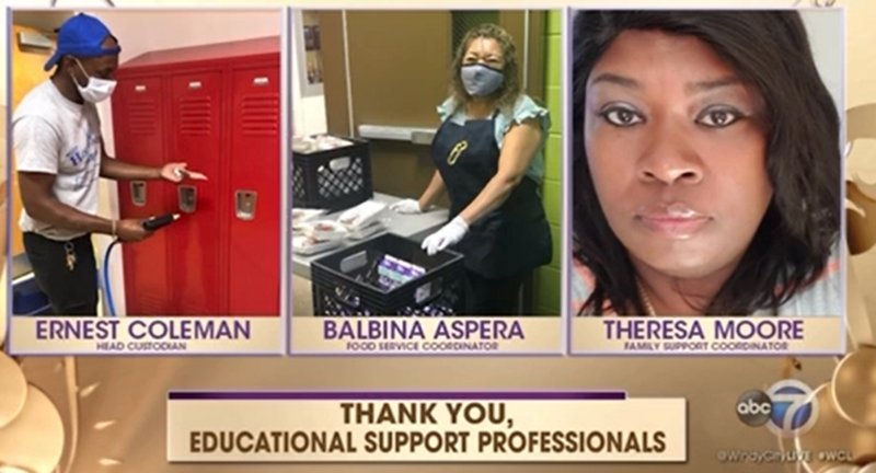 Educational support professionals