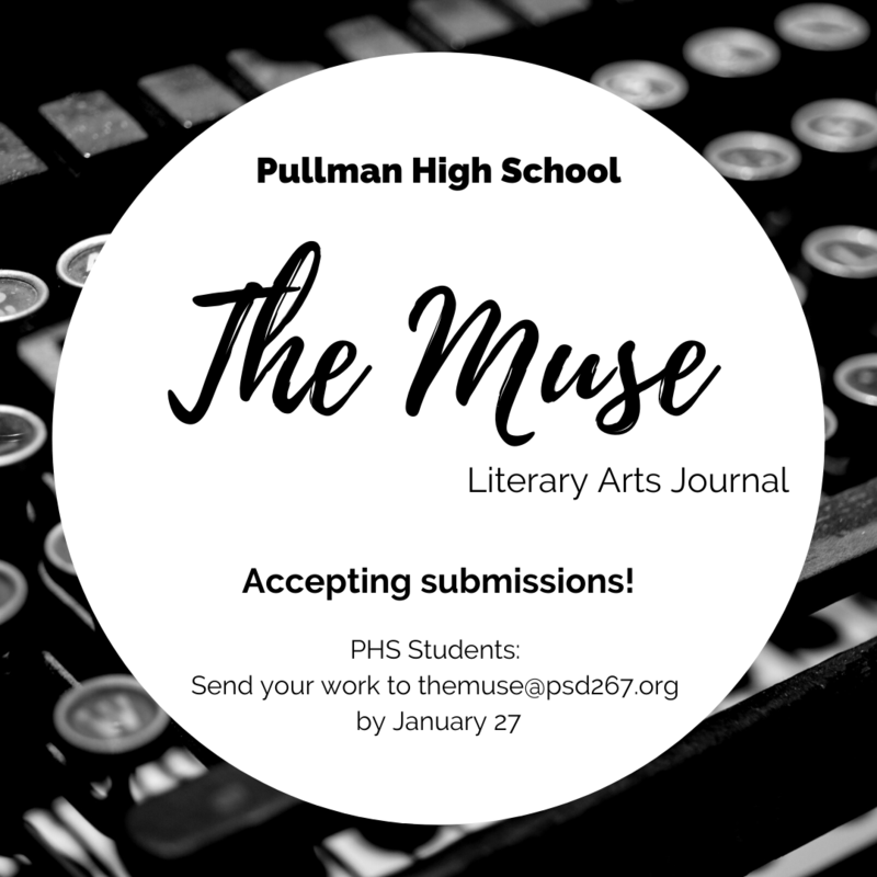 PHS Students - Publish Your Work in