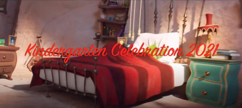 Kindergarten Celebration text