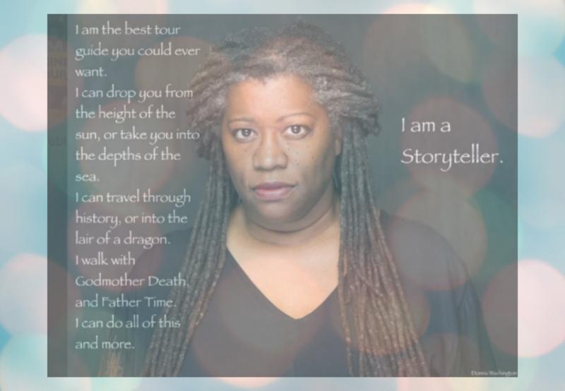 Donna Washington, Storyteller Thumbnail Image