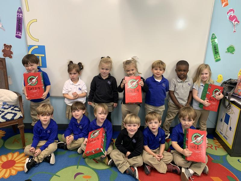 Bayou Sends 73 OCC Boxes Featured Photo