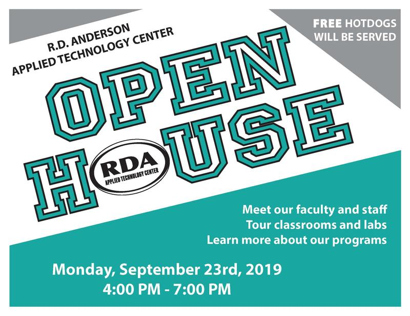 Join us at Open House Featured Photo