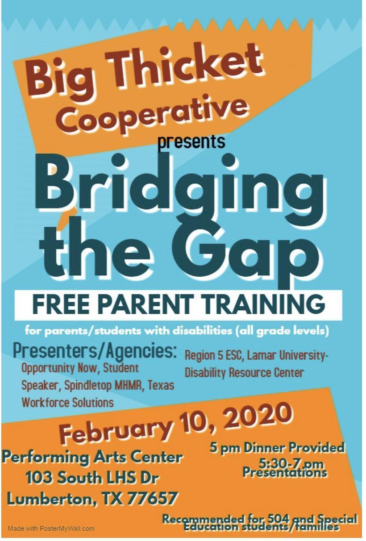 Feb 2020 Parent Training