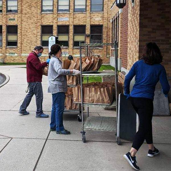 Summer food distribution begins on Monday, July 6th Featured Photo