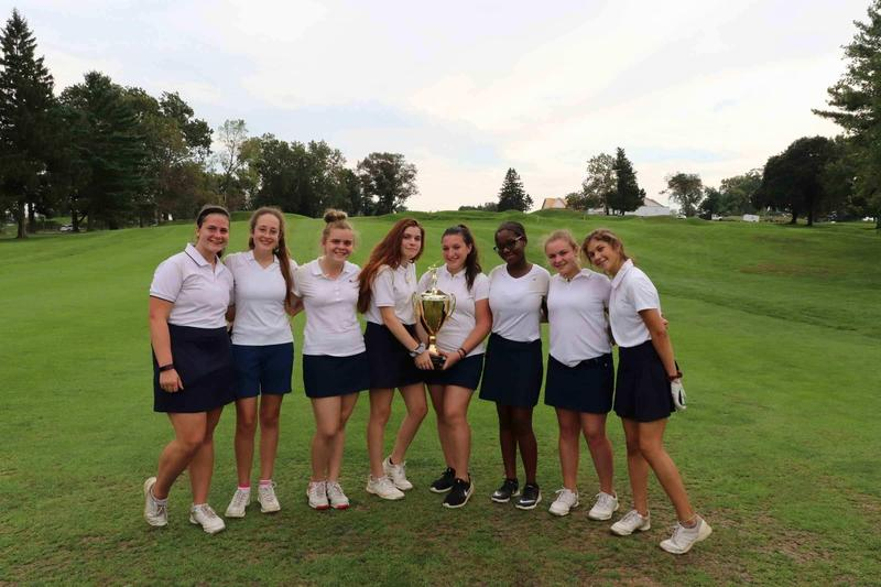 2018 PCL Golf Champions Featured Photo