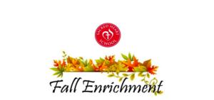 Fall Enrichment