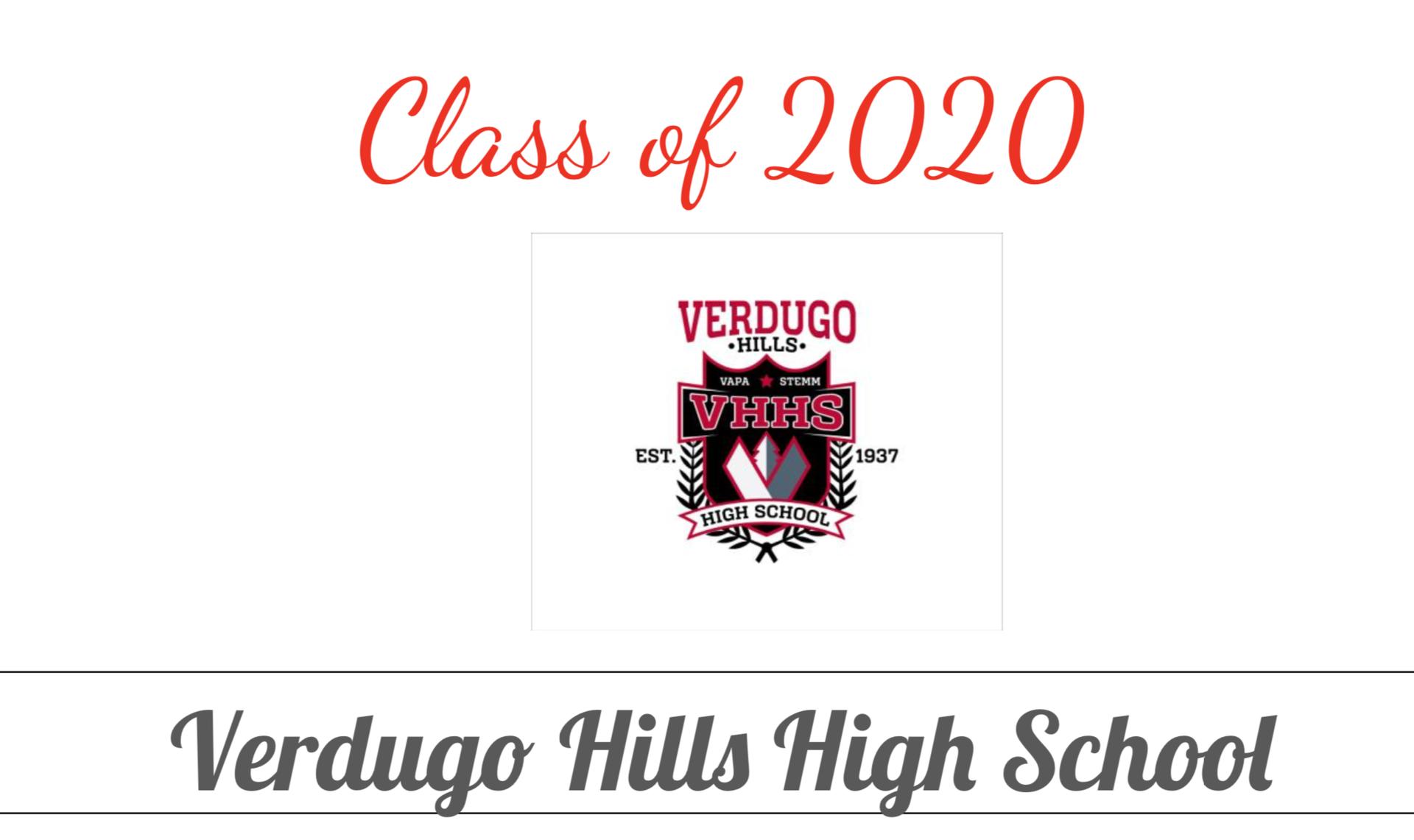 Verdugo Academy Virtual Yearbook