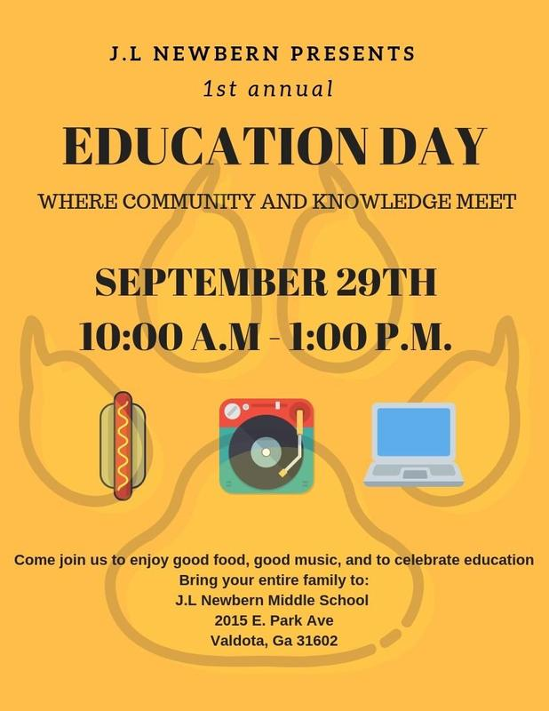 Community Education Day Info