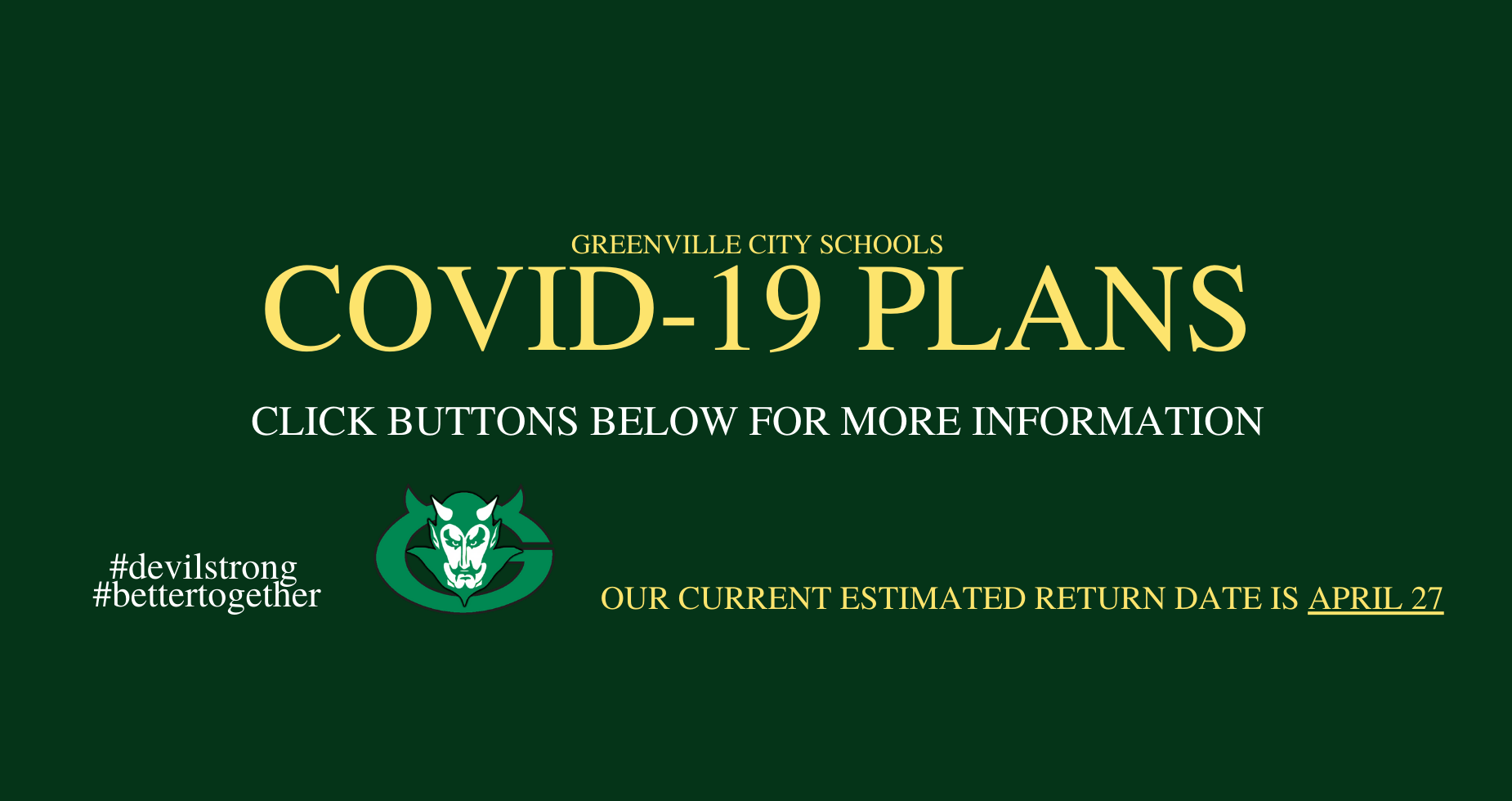 GCS Covid 19 plan