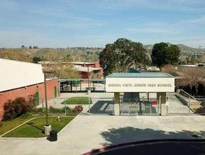 Sierra Vista Junior High School exterior