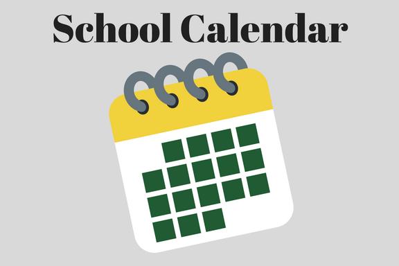 School Calendar Icon