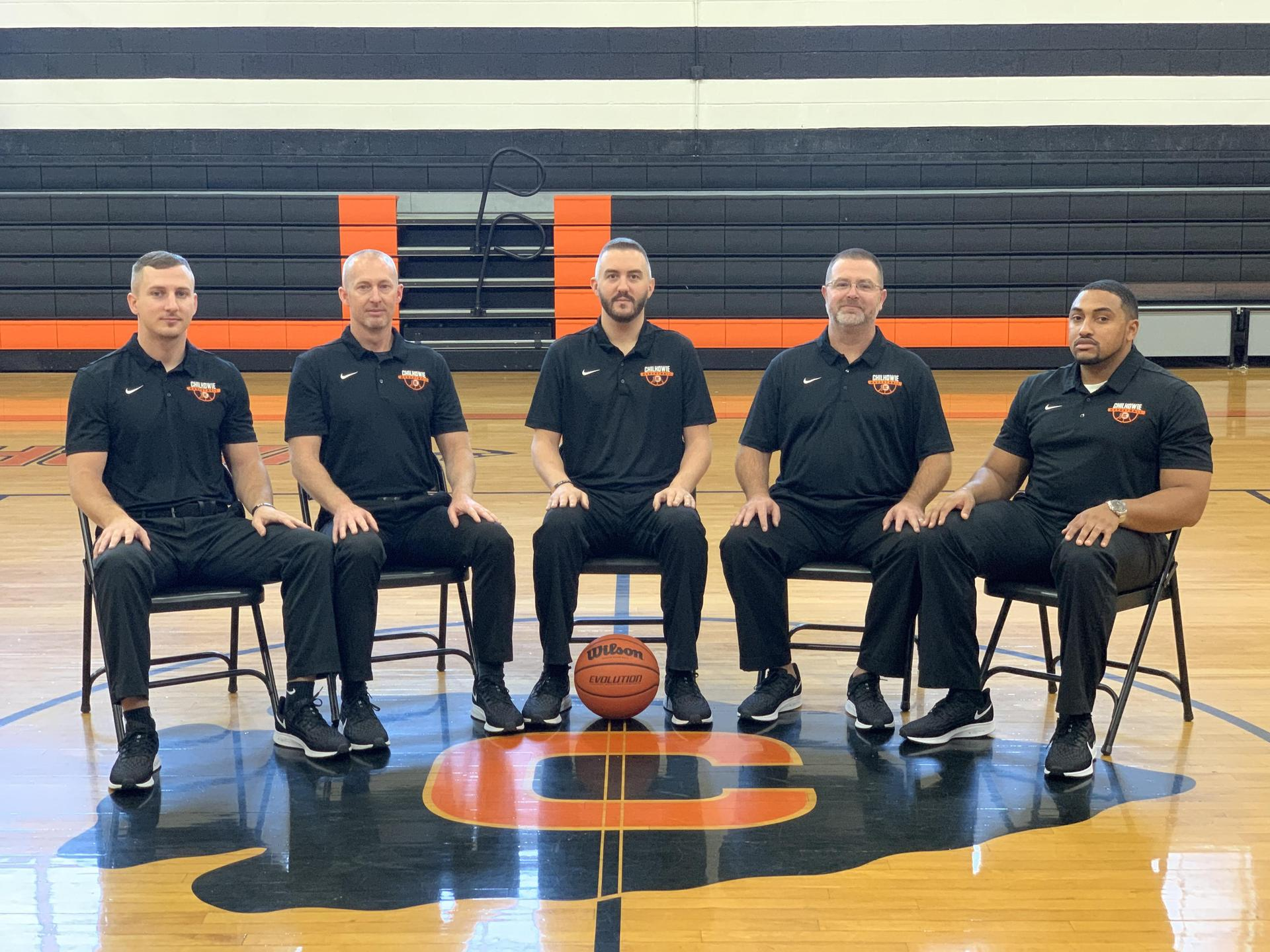 Boys Basketball Coaches 2019-2020